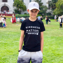 KIDS KINDNESS MATTERS TEE