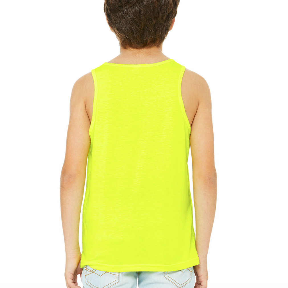 KIDS KINDNESS IS THE NEW COOL TANK (NEON)