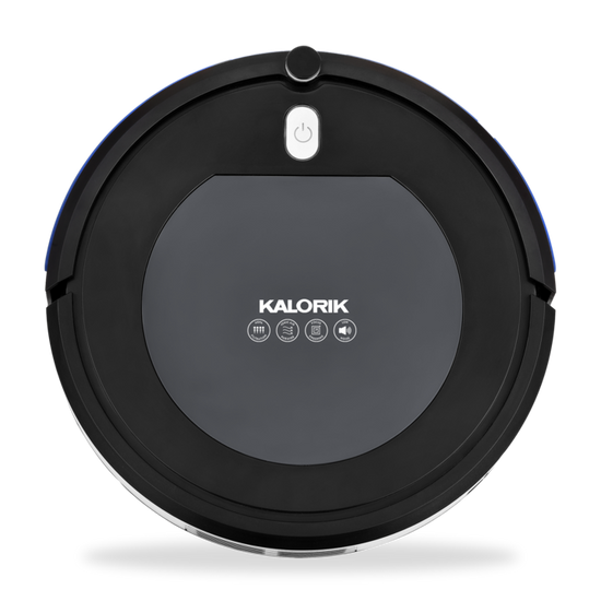 Kalorik Home Robot Vacuum with Ionic Air Purifier