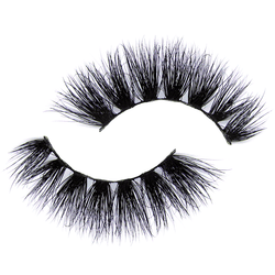 3D Real Mink Lashes - ZAYA BEAUTY