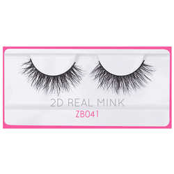 2D Real Mink Lashes - ZAYA BEAUTY