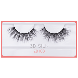3D Silk Lashes - ZAYA BEAUTY