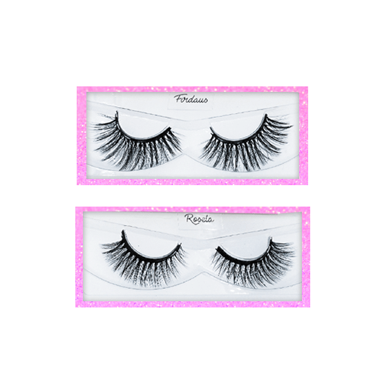 Zaya Beauty Magnetic Eyelashes & Eyeliner (Kit 2) - ZAYA BEAUTY