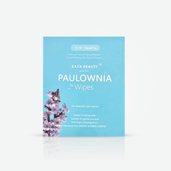 5in 1 Make up Remover Paulownia Organic Wipes