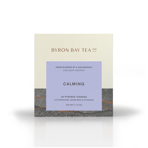 Byron Bay Tea Co - Calming Teabag Box