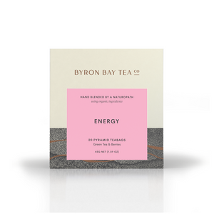 Byron Bay Tea Co - Energy Teabag Box