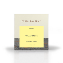 Load image into Gallery viewer, Byron Bay Tea Co - Chamomile Teabag Box