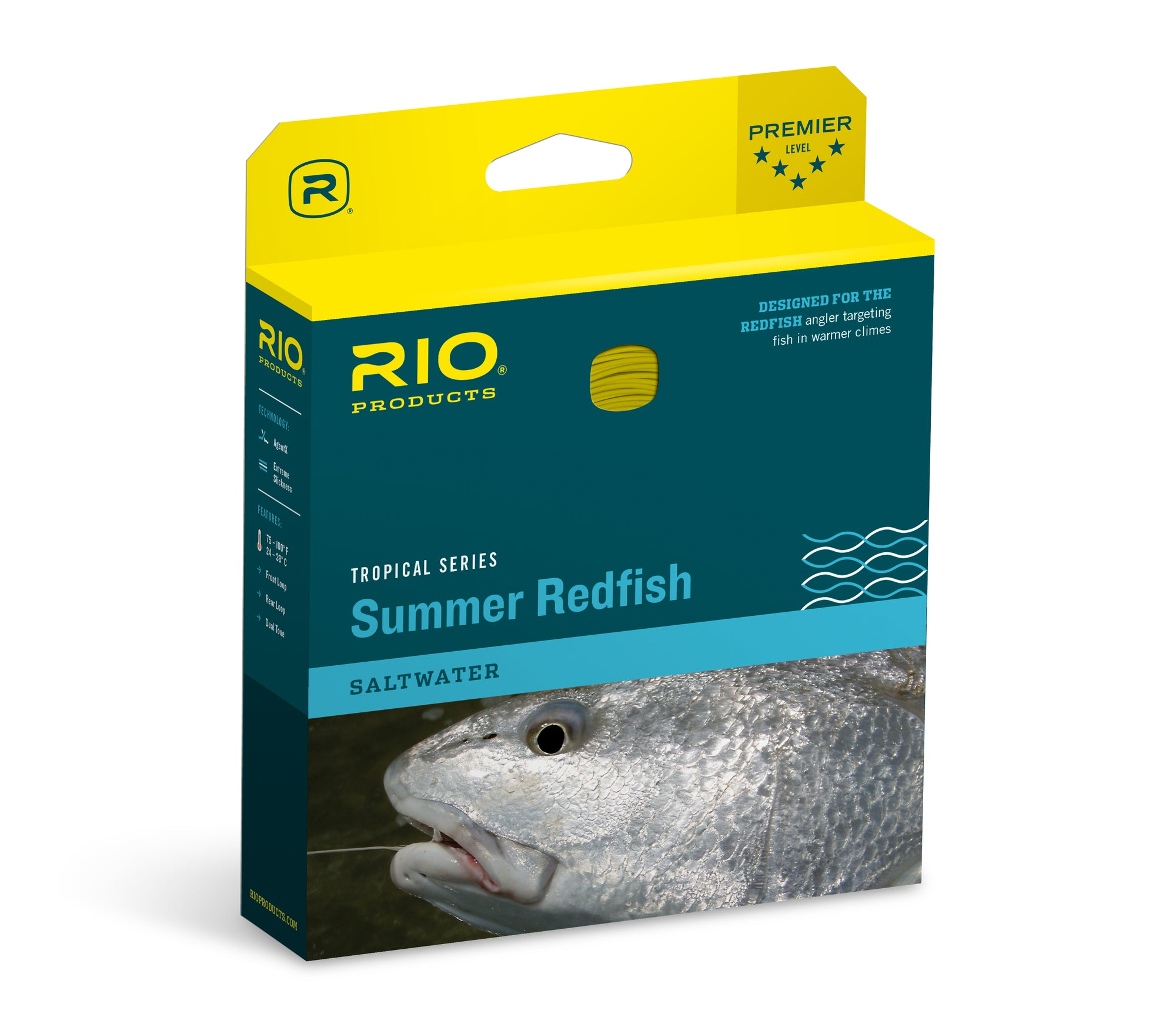 RIO Summer Redfish