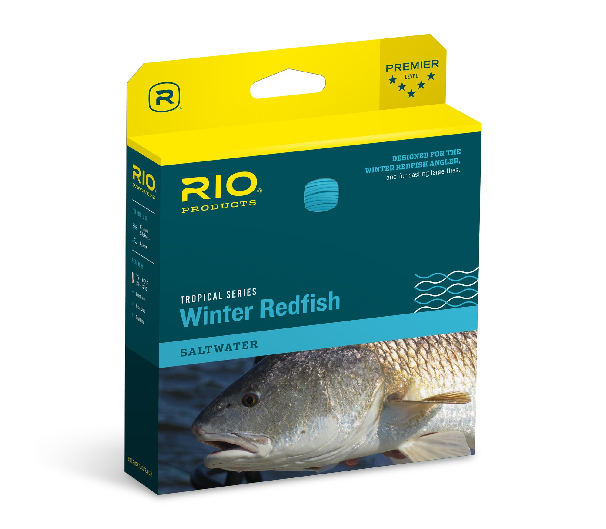 Rio Winter Redfish