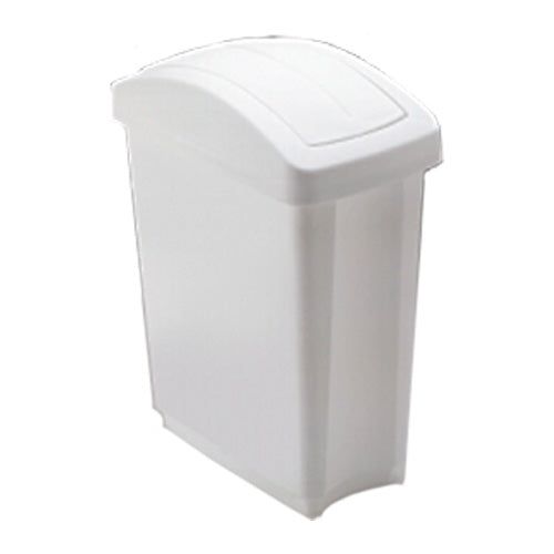 RubberMaid Swing Top Waste basket 12 Qt