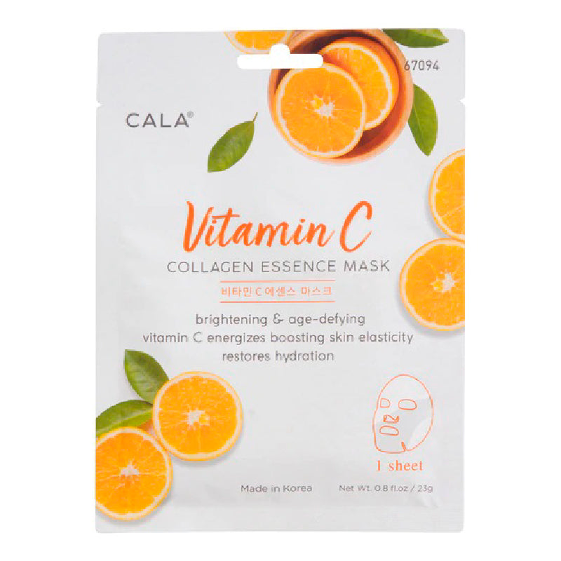 Vitaminc Essence Mask (Single Sheet)