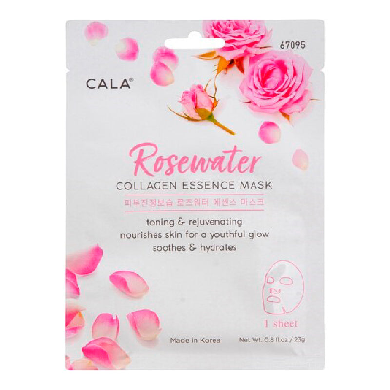 Rose Essence Mask (Single Sheet)