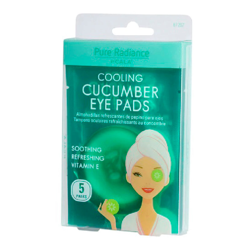Cooling Cucumber Eye Pads (5 Pairs/Pack)