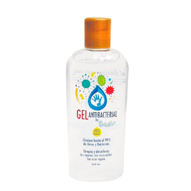 Gel Antibacterial Marlen Lamur 240 Ml
