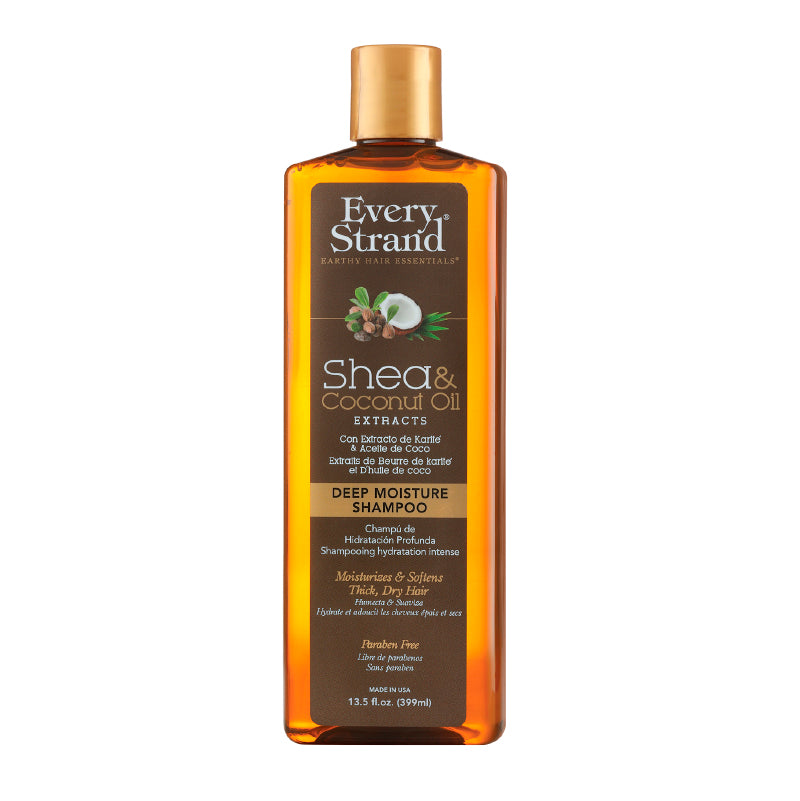 Shea & Coconut Oil Deep Moisture Shampoo 399Ml