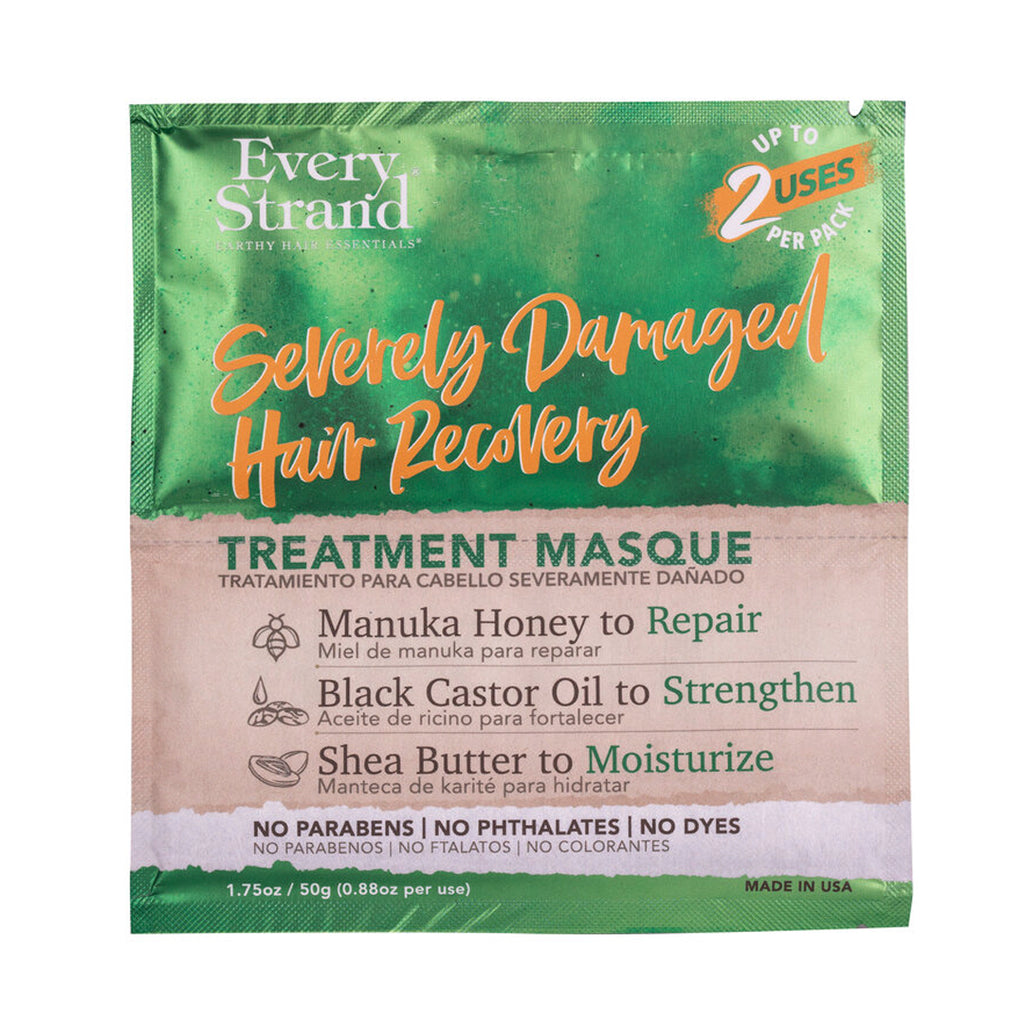 Every Strand Severely Damaged Hair Recovery Treatment Masque 1.75oz