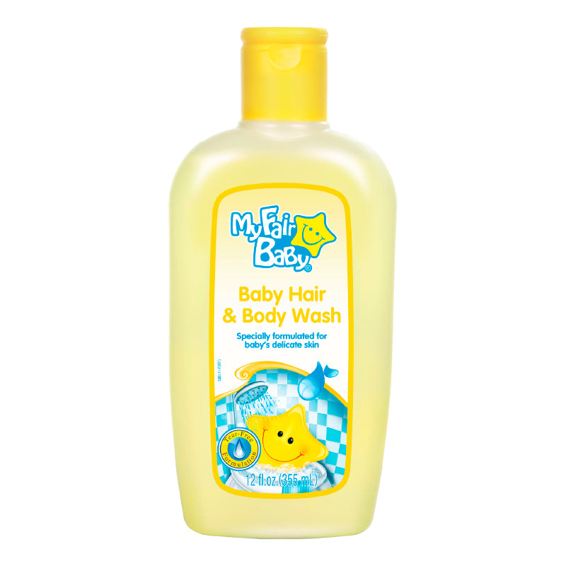 Baby Wash Camomile 12 Oz