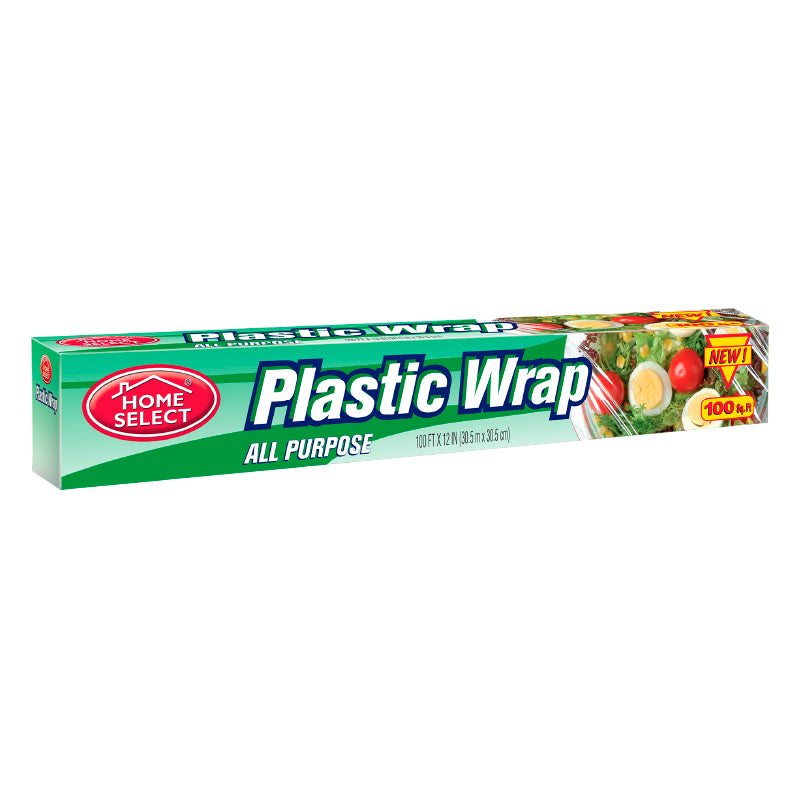 Plastic Wrap 25 Sq.Ft.