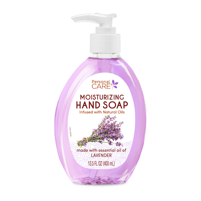 Personal Care Moisturizing Hand Soap with Lavender 13.5 fl oz