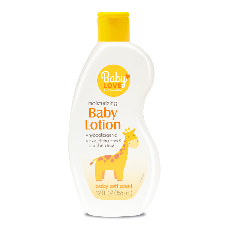Baby Bath & Hair - Baby Lotion - 12/12 Oz