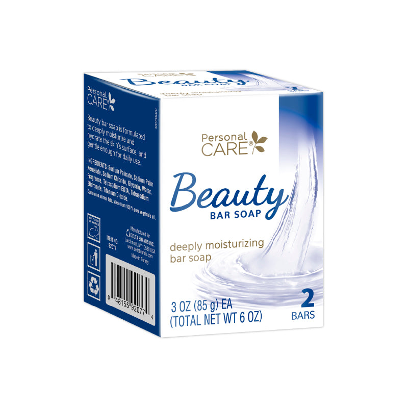 Bar Soap - Beauty Bar - 12/2X3 Oz