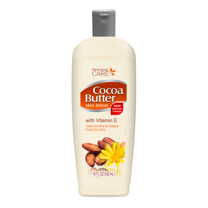 Personal Care Cocoa Butter Skin Lotion With Vitamin E 20Oz