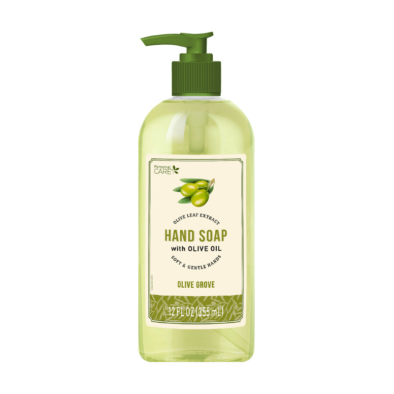 Personal Care Hand Soap with Olive Oil - Olive Grove 12 fl.oz.