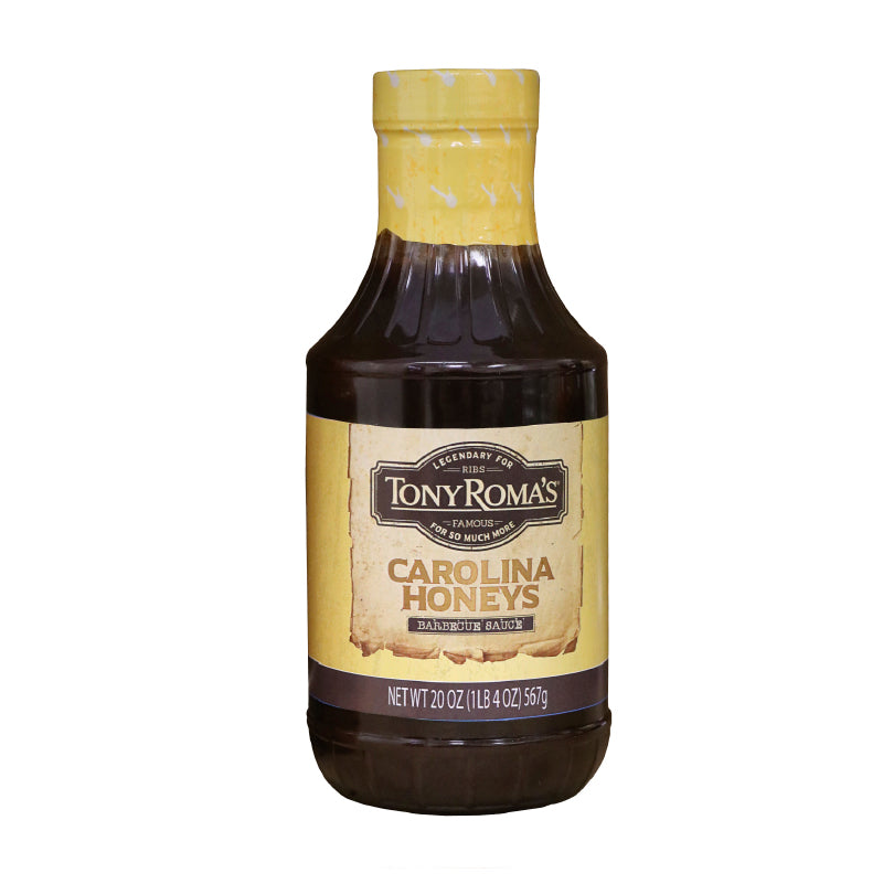 Tony Roma Carolina Honey Bbq Sauce