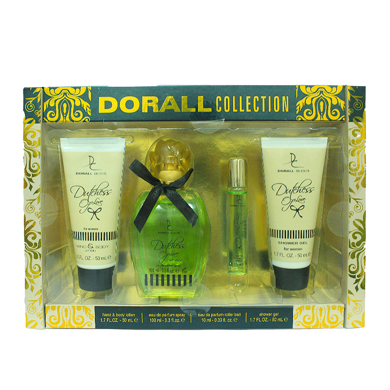 Dorall Collection DUTCHESS OF LOVE 4 PC GIFT SET (Mujeres)