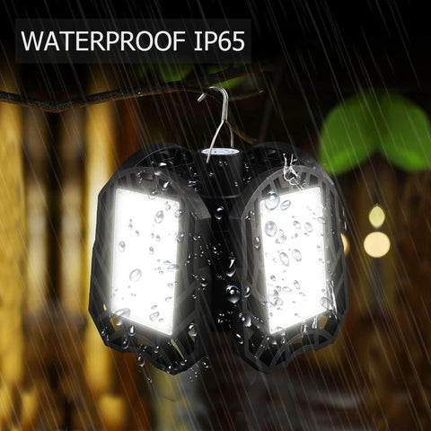 Camping Lantern Camping Light Rechargeable LED Lantern Camping Portable Light Flashlight Torch For Camp Tent Fishing