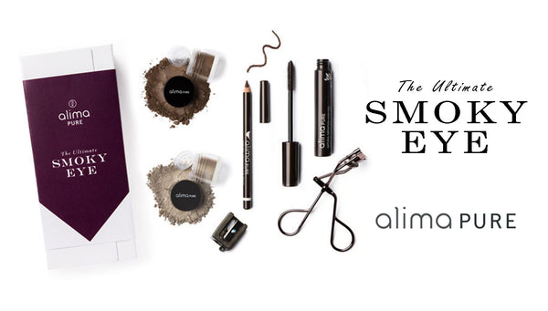 Featured Product: Alima Pure - The Ultimate Smoky Eye Gift Set