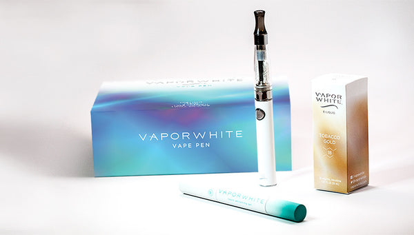 We've Launched! Introducing Vaporwhite!