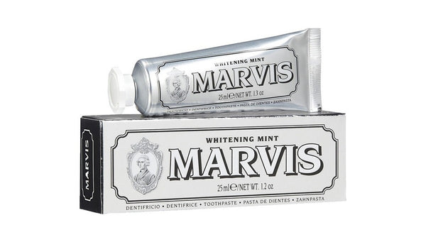 Featured Product: Marvis Toothpaste, Whitening Mint