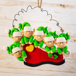 Elf Family of 6