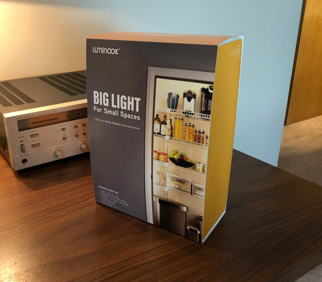 Luminook 'Double Door'