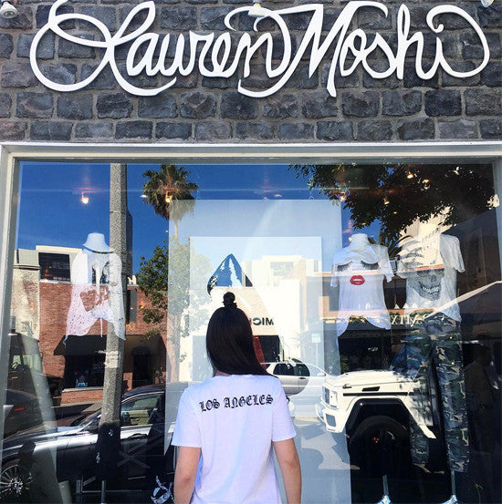 Lauren Moshi Flagship Store Robertson Blvd West Hollywood CA
