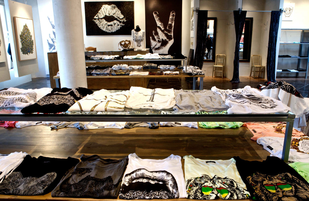 Lauren Moshi Flagship Store Los Angeles, CA