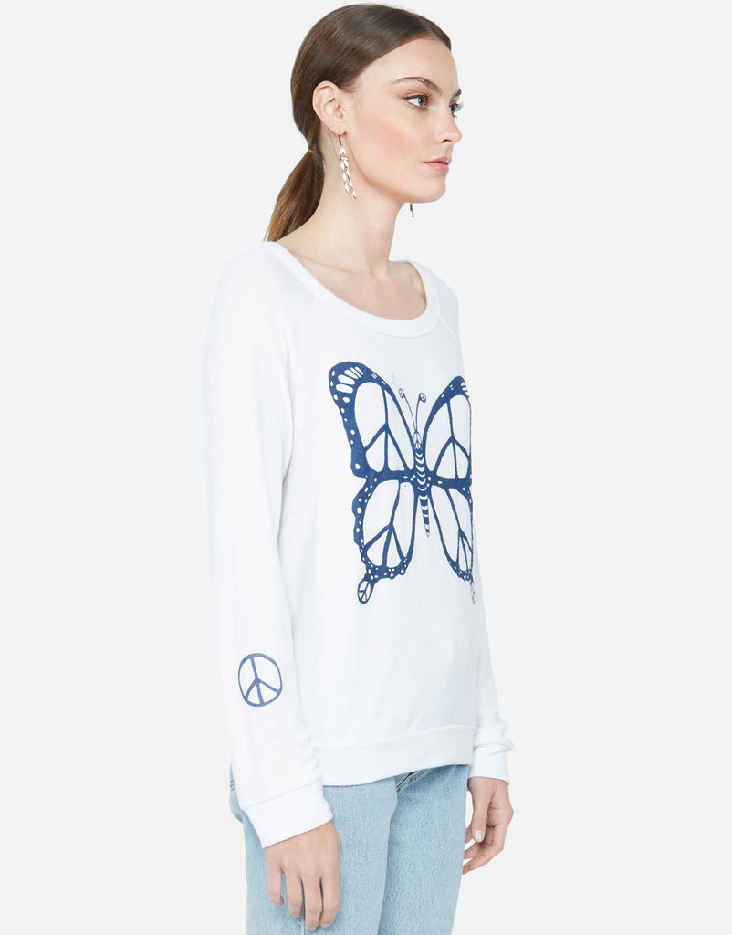 Brenna Peace Butterfly