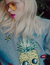 Ladona Pineapple Skull Tribe