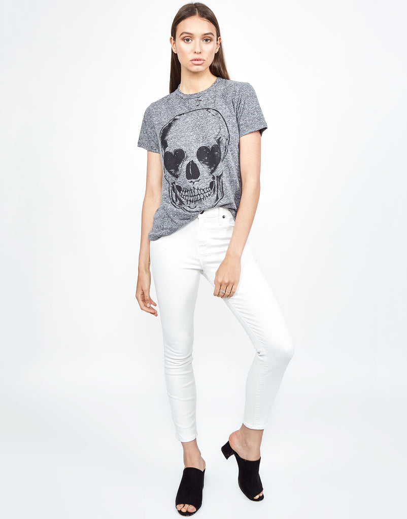 Capri Heart Eye Skull