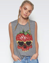 Kel Strawberry Skull
