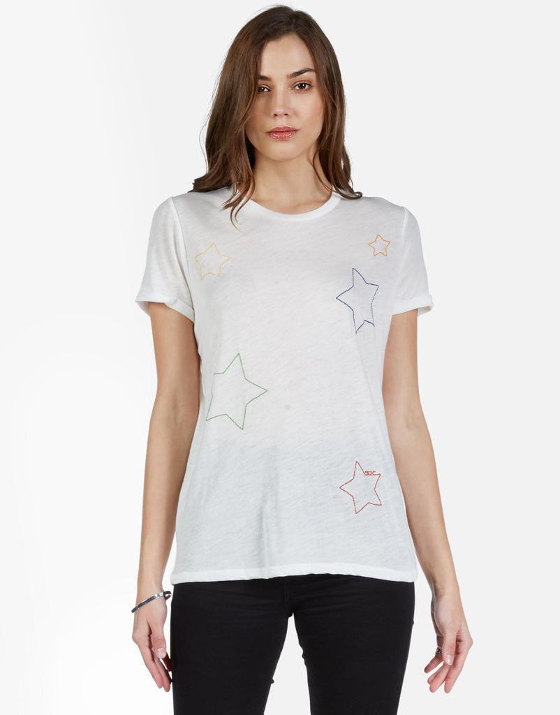 Marina Color Star Embroidery