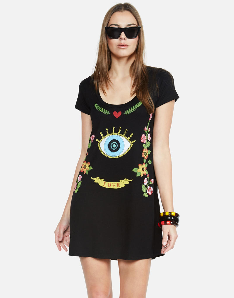 Venus Floral Eye Love