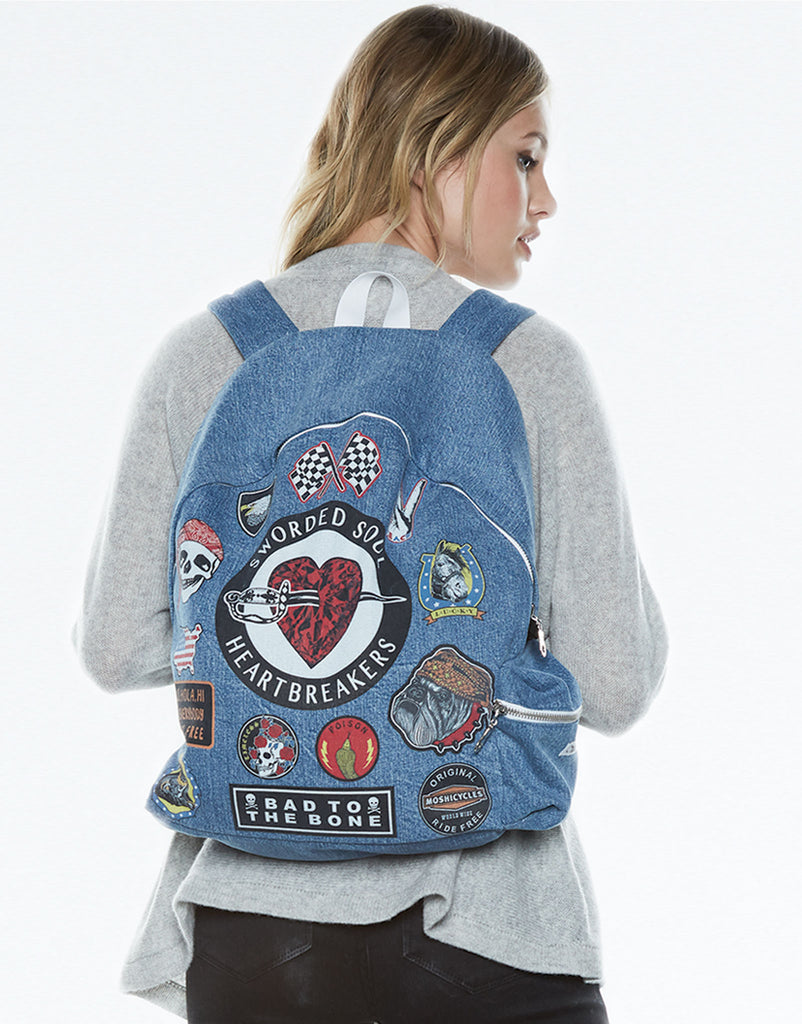 Quincy Heart Breaker Backpack