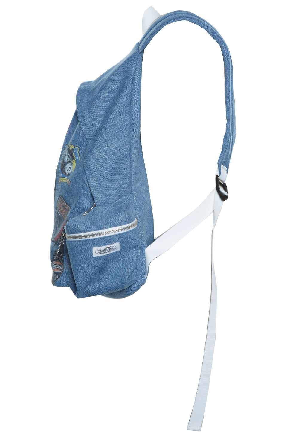 Quincy Heart Breaker Backpack - Lauren Moshi - 4