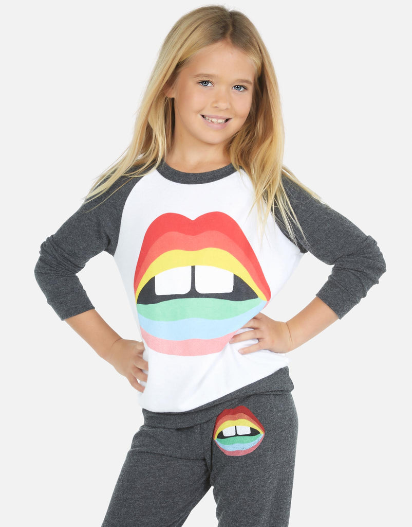 Heckle Rainbow Gap Mouth