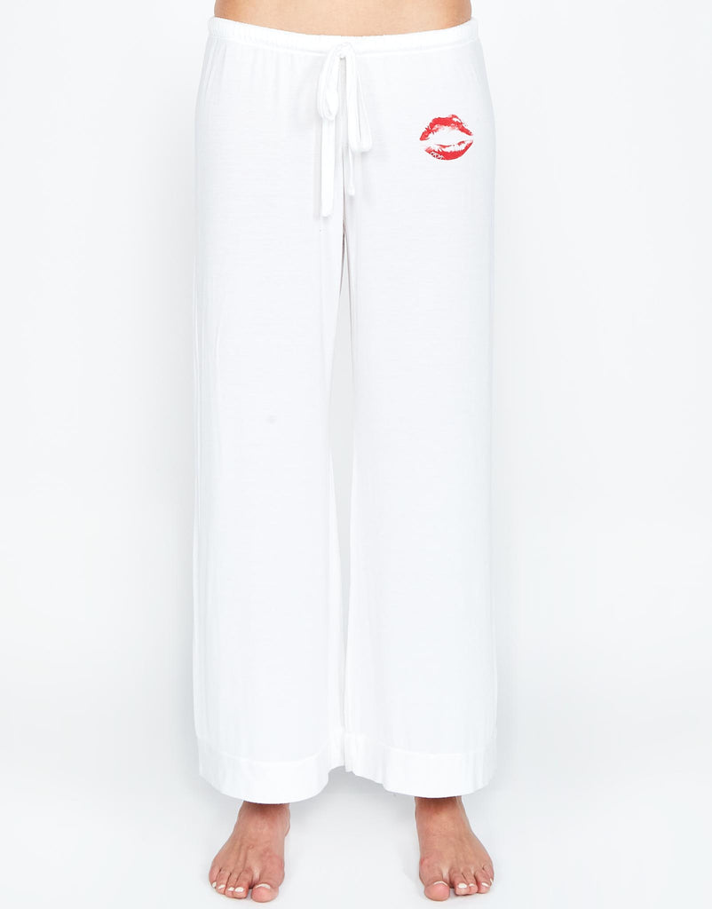 Watercolor Lip PJ Set