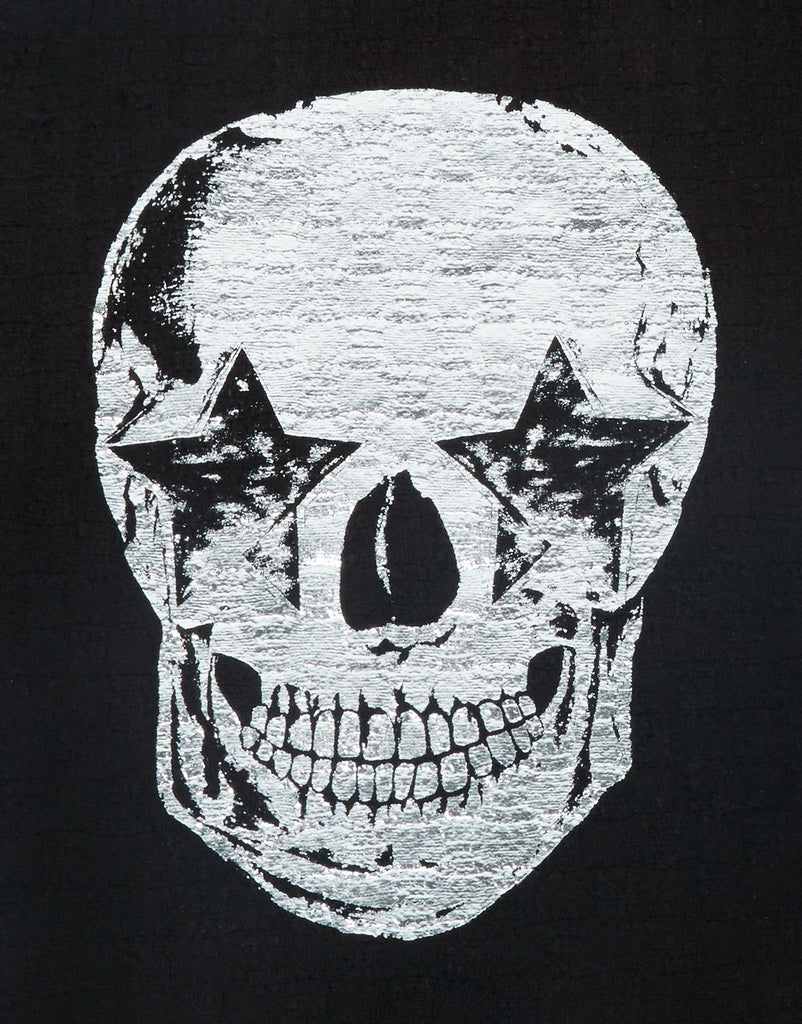 Bexley Foil Star Eye Skull