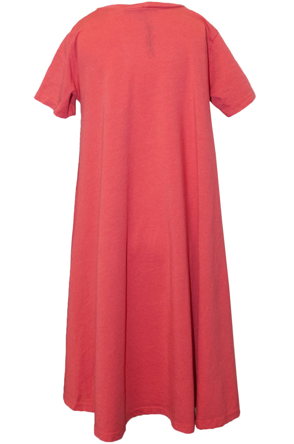 Beauty Color Record Short Sleeve Swing Dress - Lauren Moshi - 5