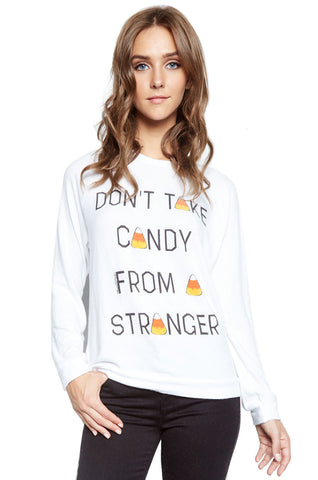 Lovie Candy Boyfriend Pullover - Lauren Moshi - 1